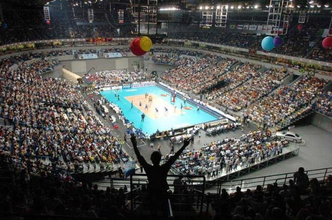 beogradska arena mapa beograda Sportski centar