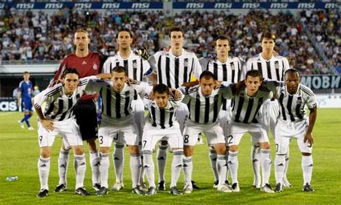 Srbská liga a Partizan Bělehrad? to jde k sobě!