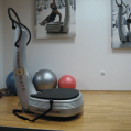 Power plate Fitnes studio