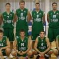 """Košarkaški klub """"Železničar"""" Inđija"""