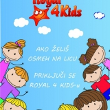 Školica sporta ROYAL4KIDS