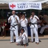 Kyokushinkai karate klub ''Crveni Zmaj'' Beograd