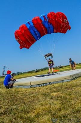 Odlazak na padobranski mundijal