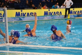 European Water Polo Championship Russia - Hungary
