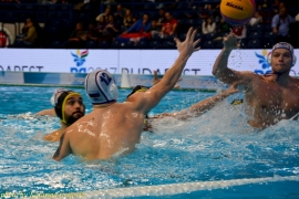 European Water Polo Championship Russia - Germany
