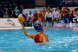 European Water polo championship Italy - Spain