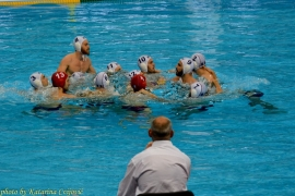 European Water Polo Championship Serbia  - France