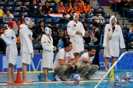 European Water Polo Championship Russia - Greece galerry