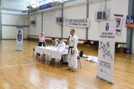 Besplatna karate škola