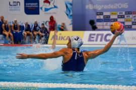 European Water Polo Championship Serbia - France photogalerry