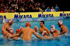 European Water Polo Championship Montenegro - Hungary