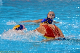 European Water Polo Championship Spain - Russia