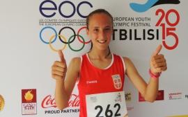 EYOF – Srbiji dve medalje na 3000m